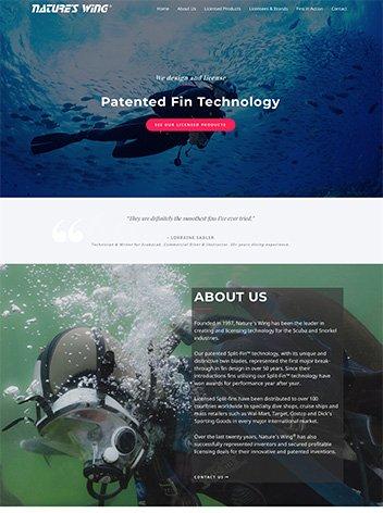 NaturesWing Homepage